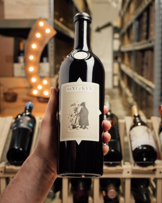 Sine Qua Non Next of Kyn Cumulus Vineyard #10 2016  - First Bottle