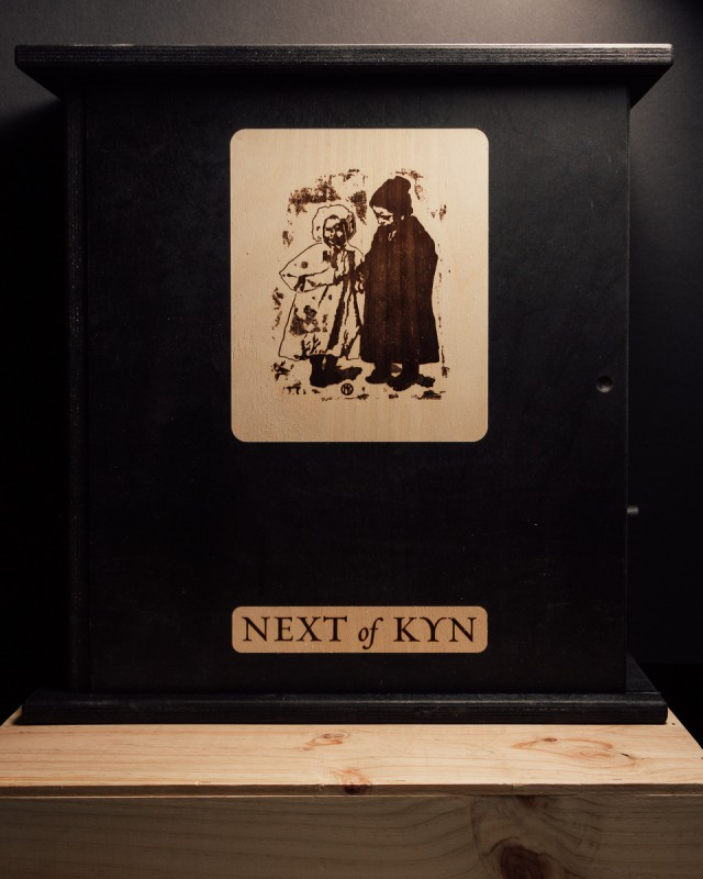 Sine Qua Non Next of Kyn Cumulus Vineyard #8 Box Set OWC 2014 (3 x 750mL - 1 x 1.5L)