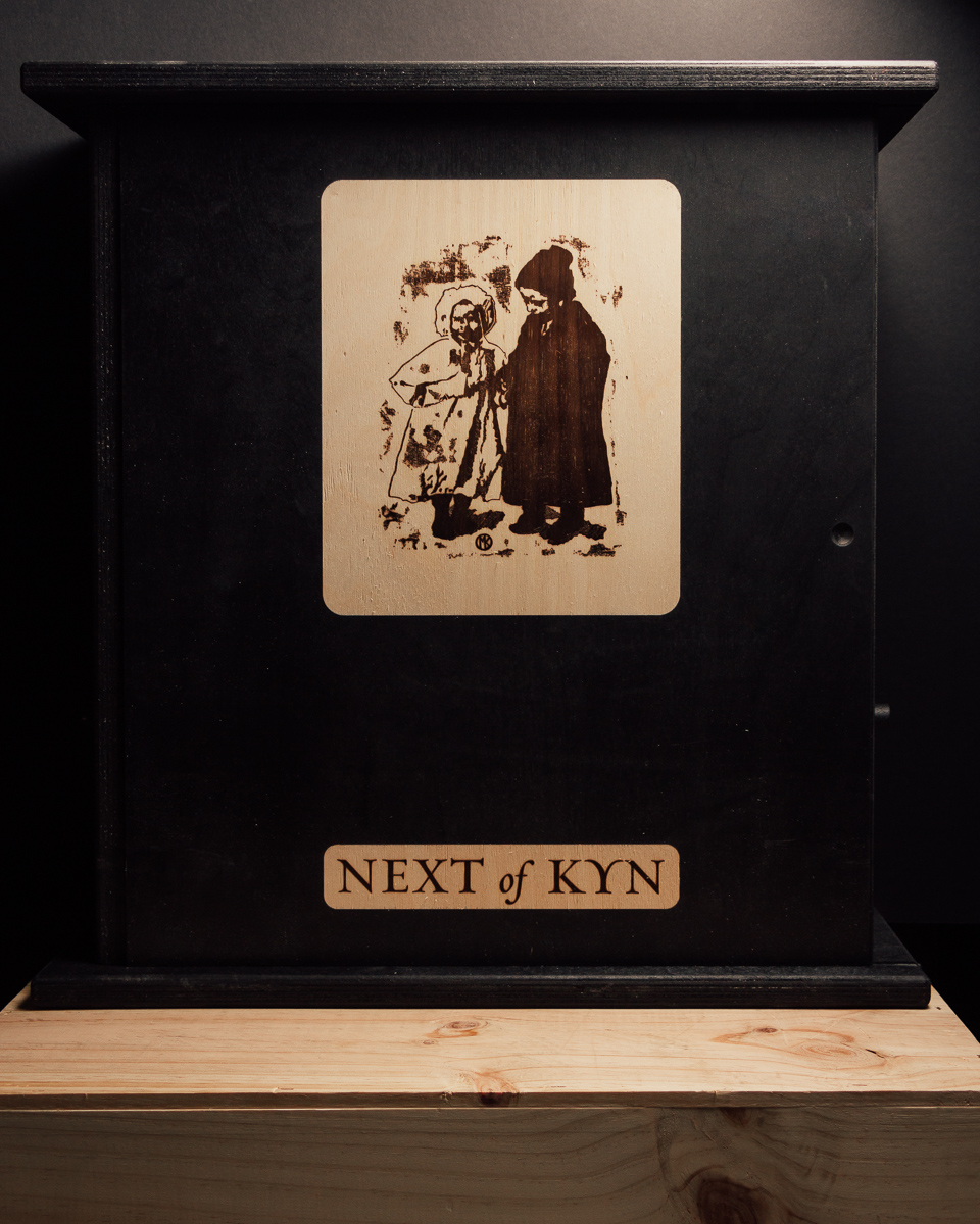 Sine Qua Non Next of Kyn Cumulus Vineyard #8 Box Set OWC 2014 (3 x 750mL - 1 x 1.5L)  - First Bottle