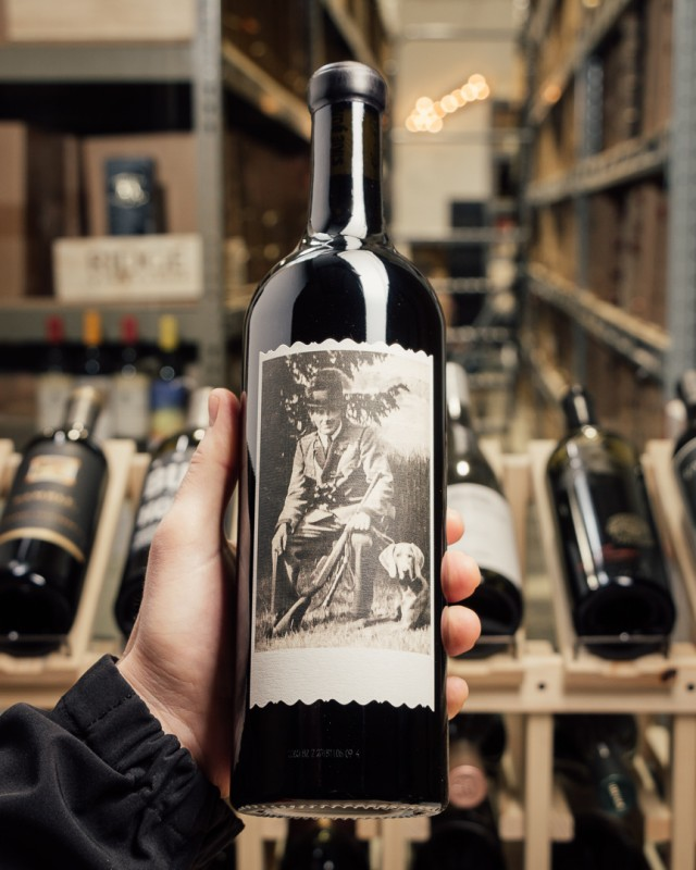 Sine Qua Non Syrah The Hated Hunter 2017  - First Bottle