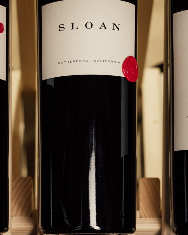 Sloan Estate Proprietary Red 2014