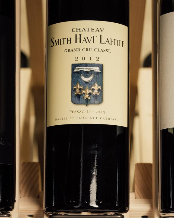 Chateau Smith Haut Lafitte Pessac-Leognan Rouge 2012