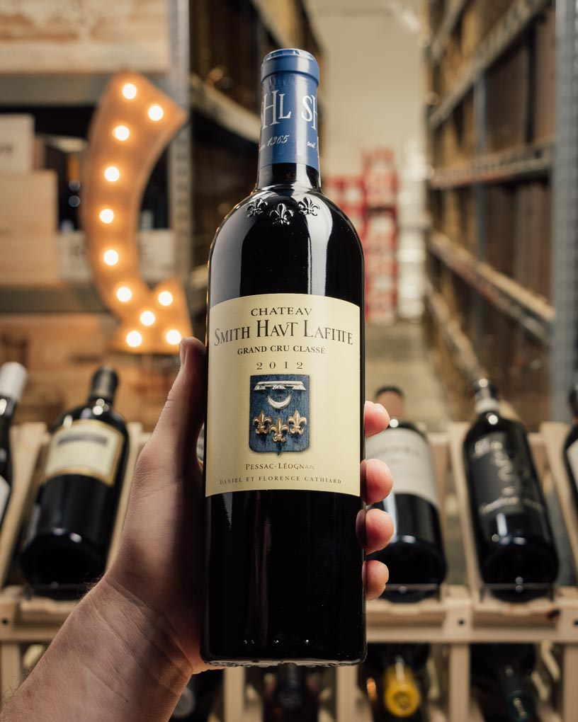 Chateau Smith Haut Lafitte Pessac-Leognan Rouge 2012  - First Bottle