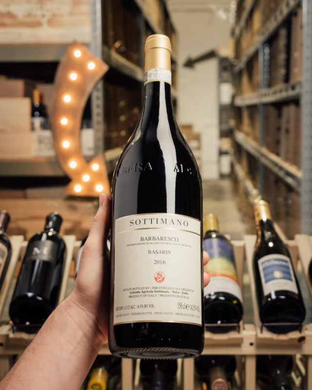 Sottimano Barbaresco Basarin 2016 (Magnum 1.5L)  - First Bottle