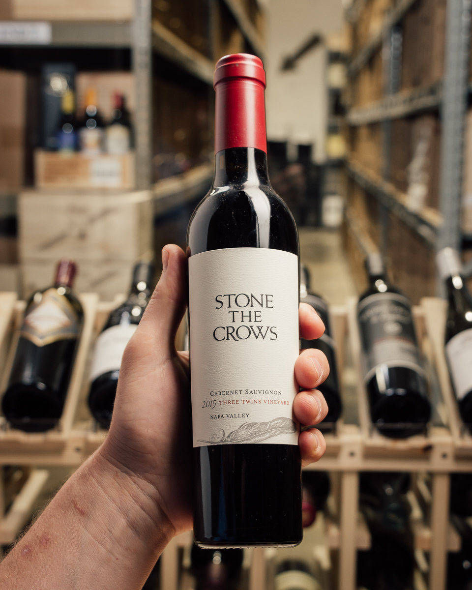 Stone The Crows Cabernet Sauvignon Three Twins Vineyard 2015 (375mL)  - First Bottle