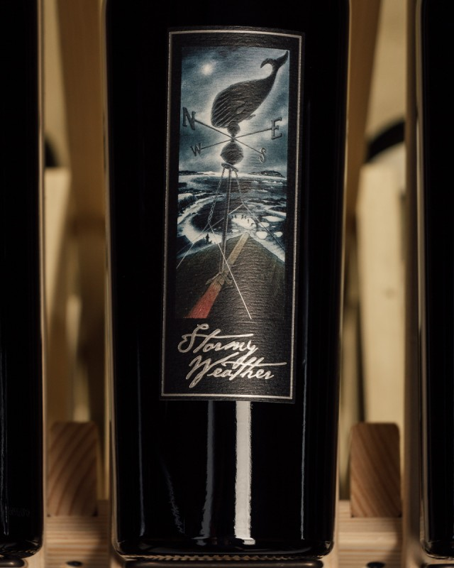 Stormy Weather Cabernet Sauvignon Napa Valley 2015