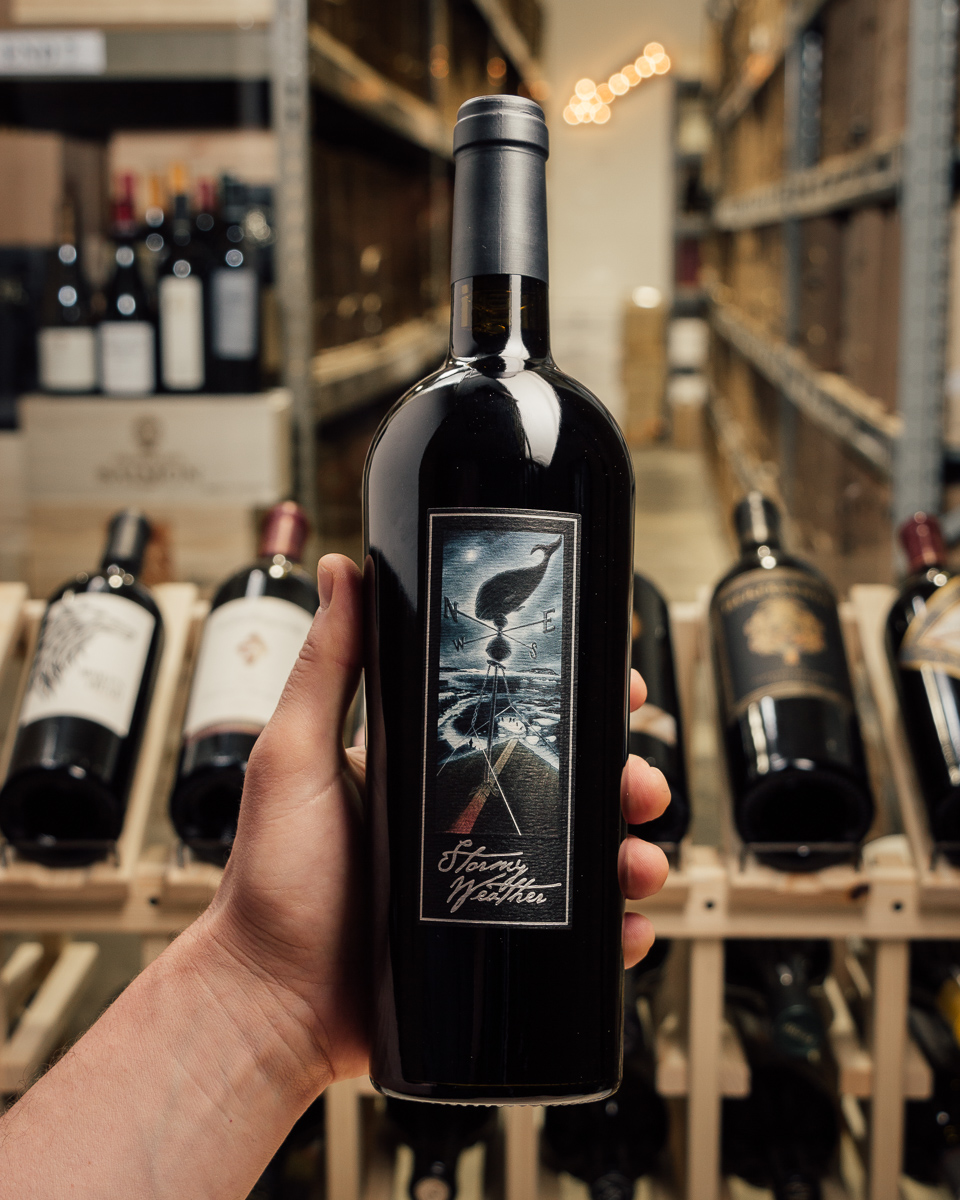 Stormy Weather Cabernet Sauvignon Napa Valley 2015  - First Bottle