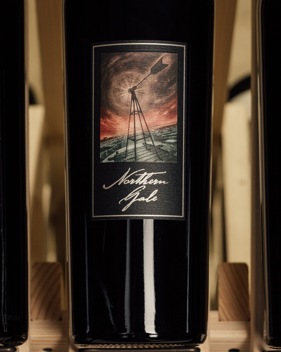 Stormy Weather Cabernet Sauvignon Northern Gale 2015  - First Bottle