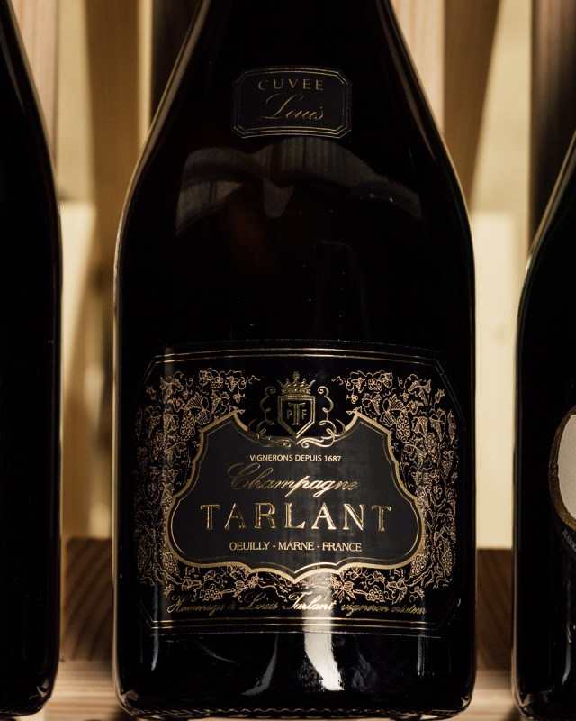 Tarlant Cuvee Louis Brut Nature NV