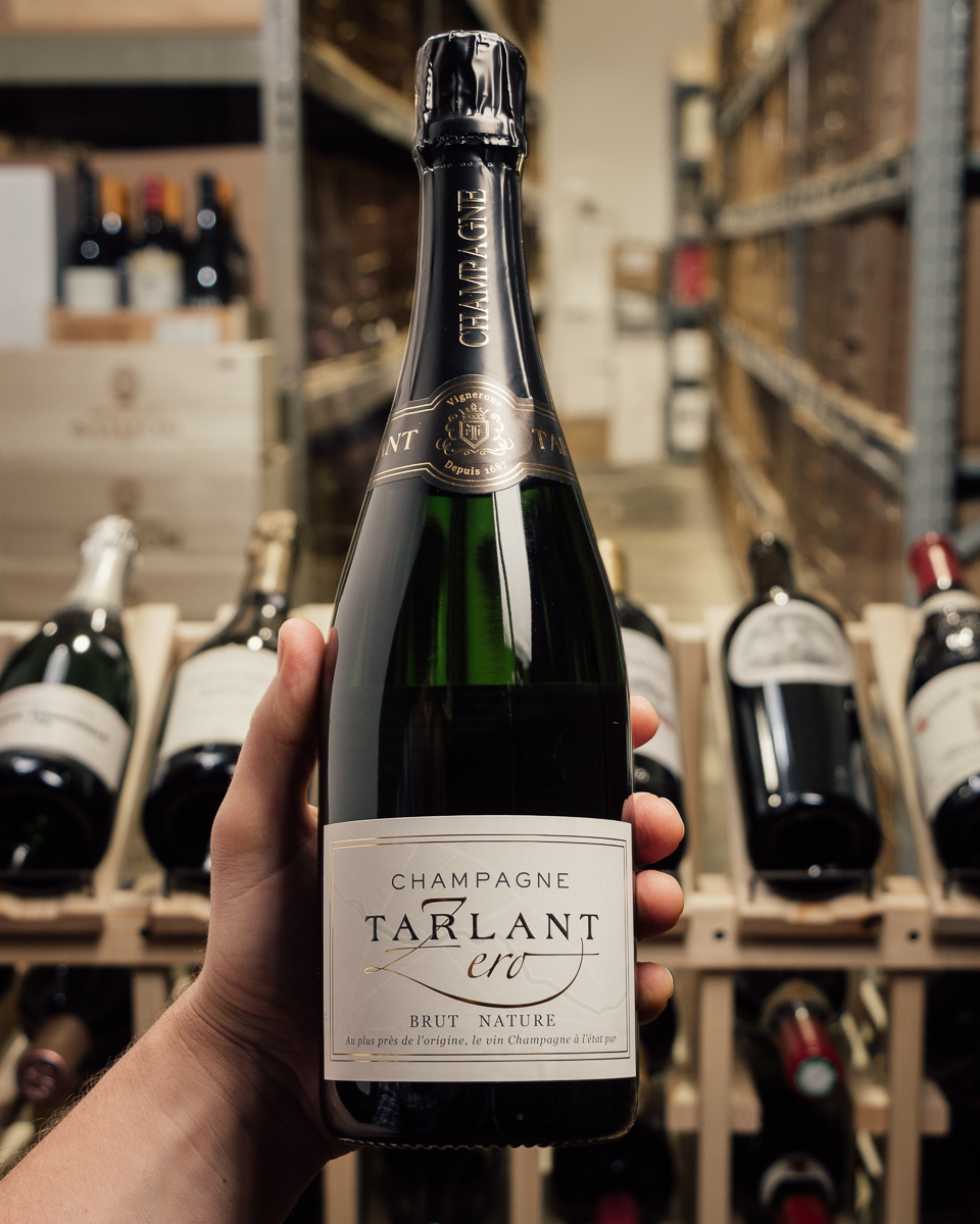 Tarlant Zero Brut Nature NV  - First Bottle