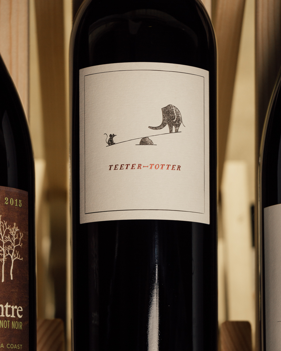 Teeter Totter Cabernet Sauvignon Napa Valley 2015  - First Bottle