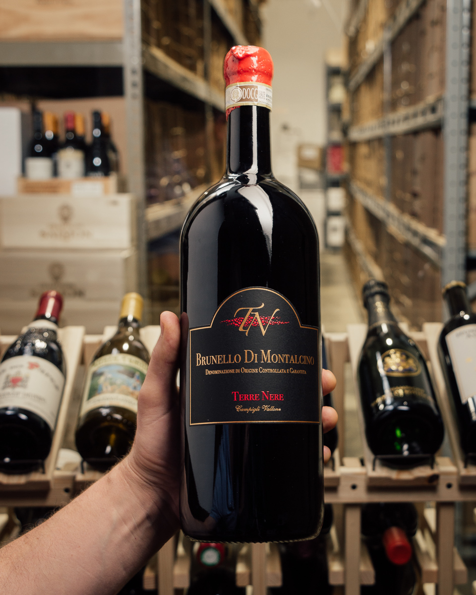 Terre Nere Brunello di Montalcino 2013 (Magnum 1.5L)  - First Bottle