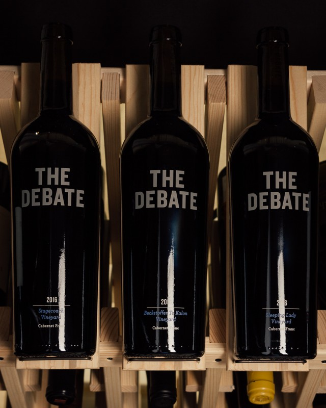 The Debate Cabernet Franc Three Pack 2016