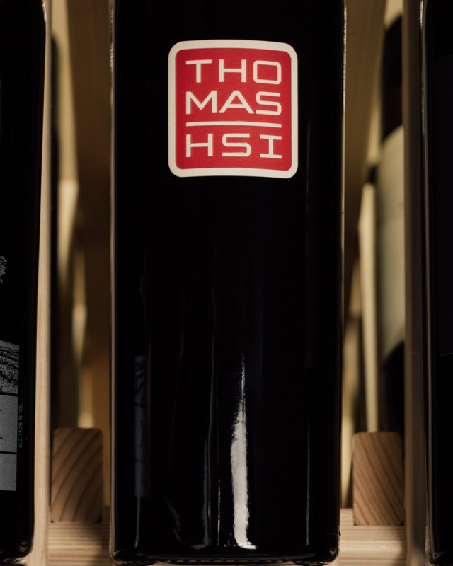 Thomas Hsi Proprietary Red THV Mt. Veeder 2012