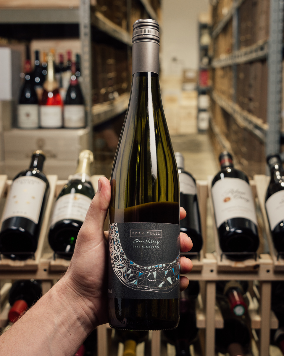 Thorn Clarke Eden Trail Riesling Eden Valley 2017  - First Bottle
