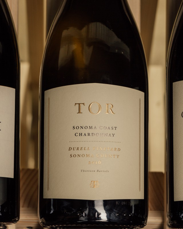 Tor Kenward Family Wines Chardonnay Durell Vineyard 2016