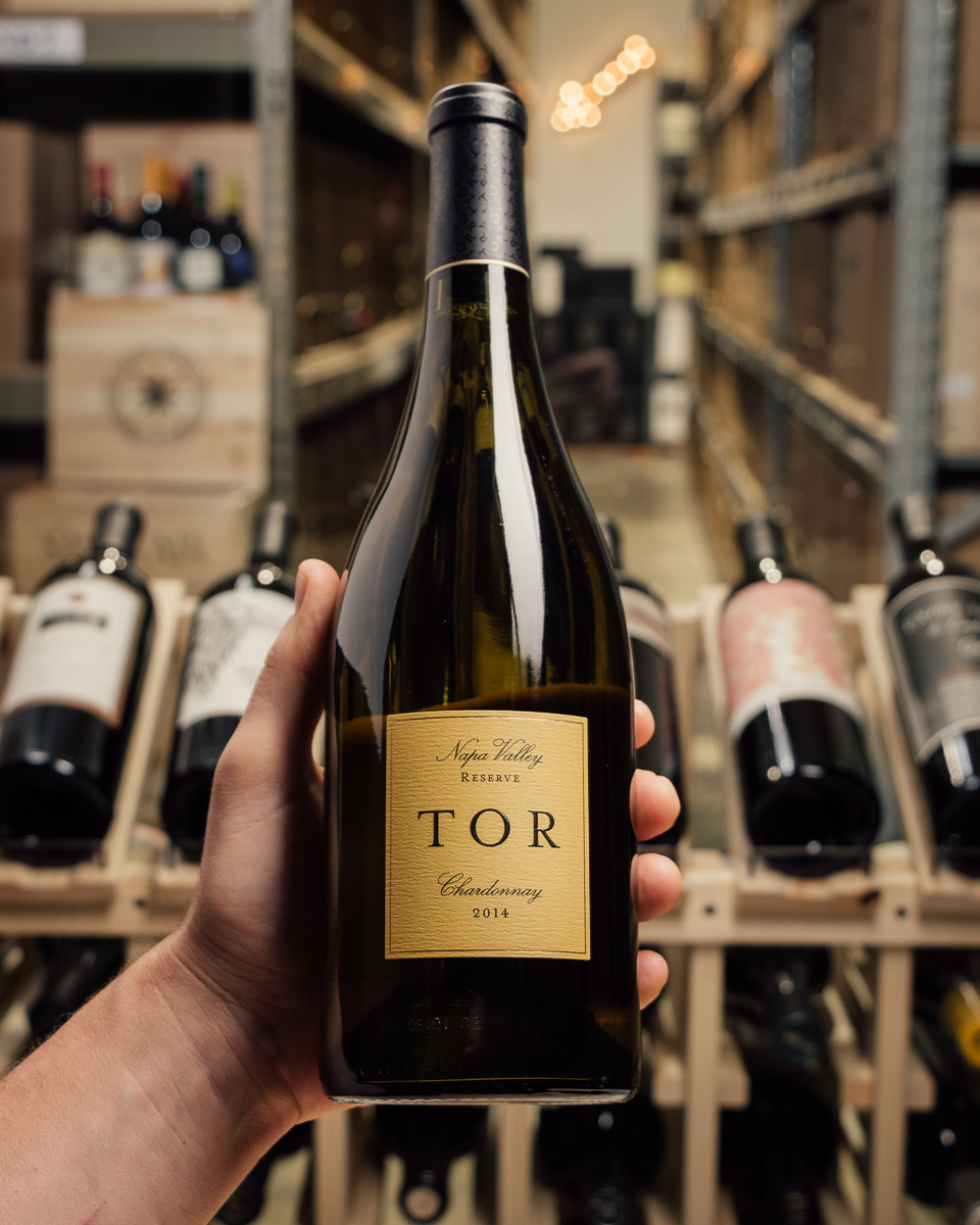 Tor Reserve Chardonnay Cuvee Susan Napa Valley 2014  - First Bottle