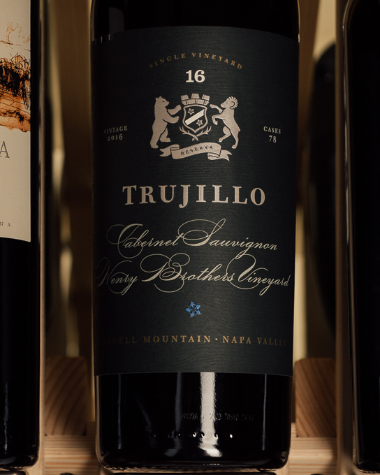 Trujillo Cabernet Sauvignon Henry Brothers Ranch Reserve 2016