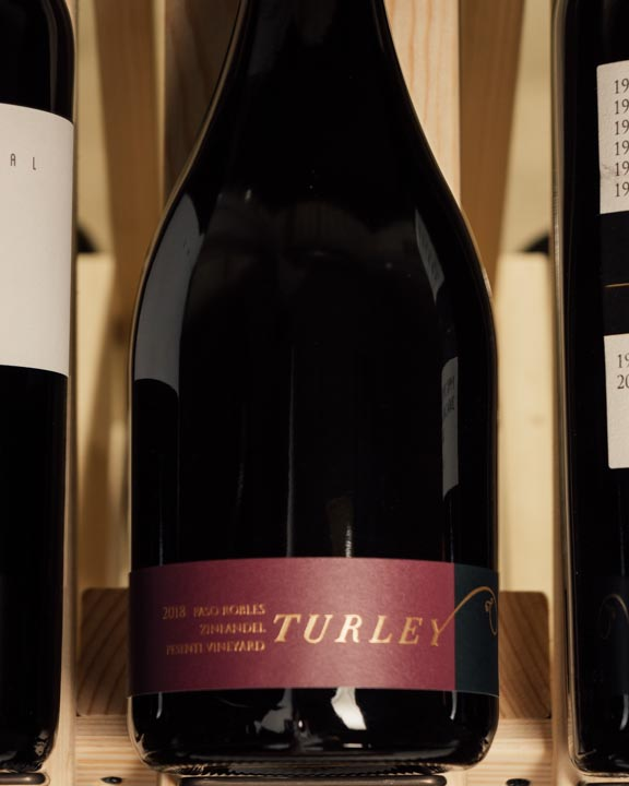 Turley Zinfandel Pesenti Vineyard Paso Robles 2018  - First Bottle