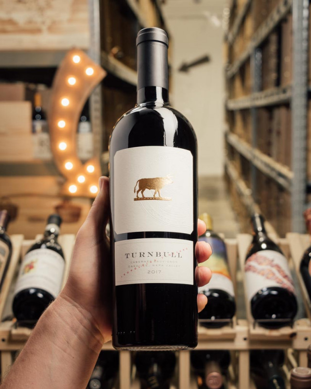 Turnbull Cabernet Sauvignon Leopoldina Vineyard 2017  - First Bottle