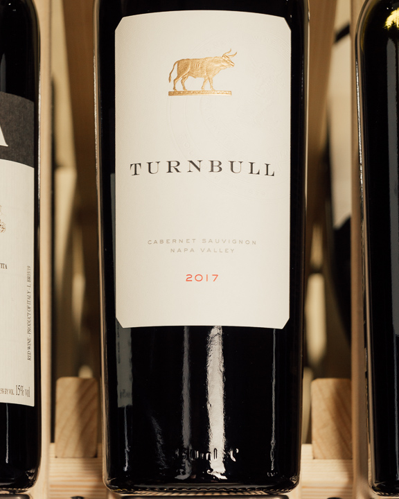 Turnbull Cabernet Sauvignon Napa Valley 2017  - First Bottle