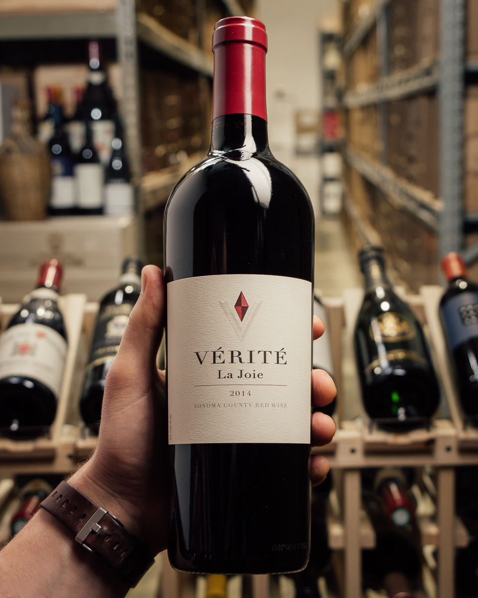 Verite La Joie 2014  - First Bottle