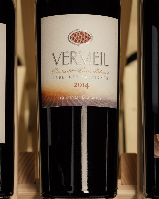 Vermeil Cabernet Sauvignon Pickett Road Frediani Vineyard 2014