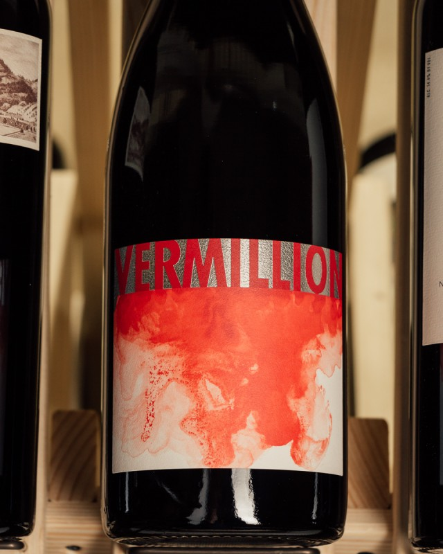 Vermillion by Helen Keplinger Red Blend 2016