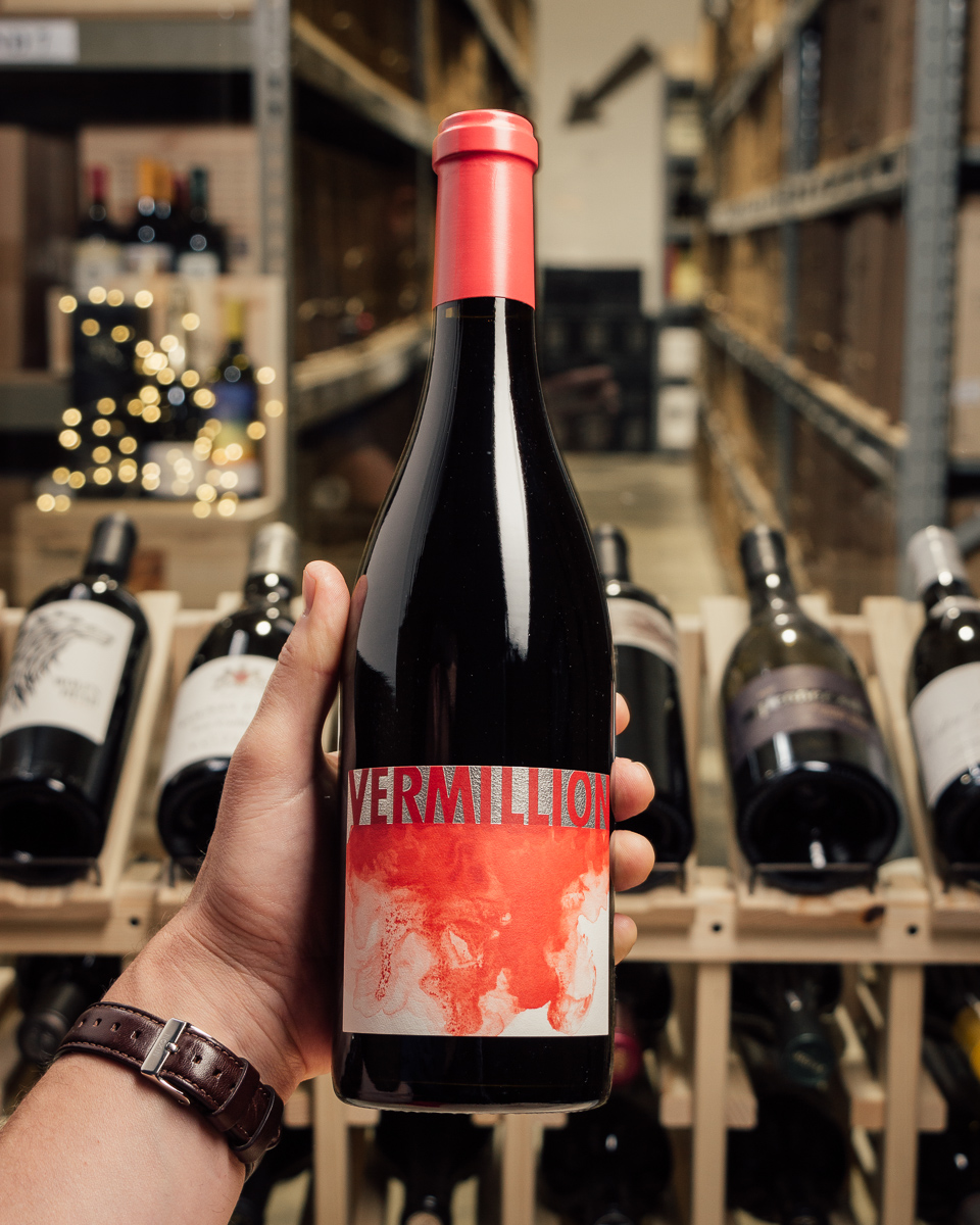 Vermillion by Helen Keplinger Red Blend 2016  - First Bottle
