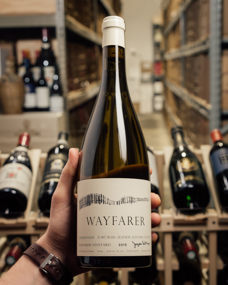 Wayfarer Chardonnay Fort Ross-Seaview 2015  - First Bottle
