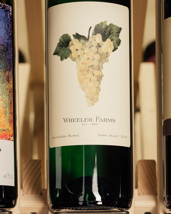 Wheeler Farms Sauvignon Blanc Napa 2018
