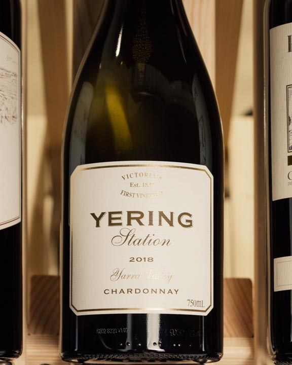 Yering Station Estate Chardonnay Yarra Valley 2018