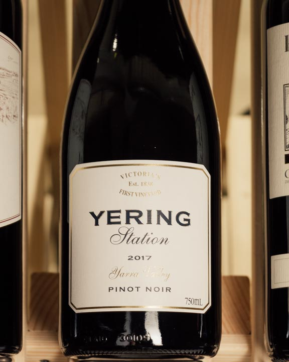 Yering Station Estate Pinot Noir Yarra Valley 2017