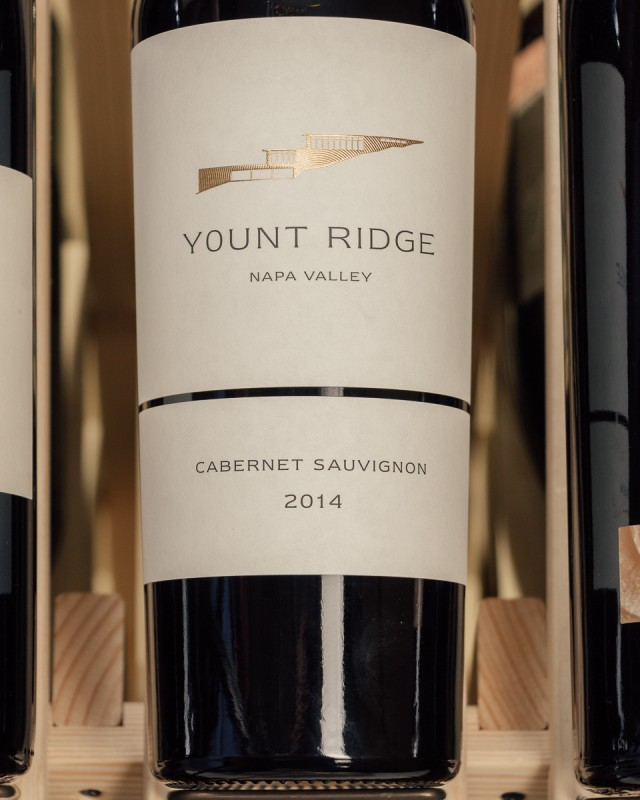 Yount Ridge Cabernet Sauvignon Napa Valley 2014