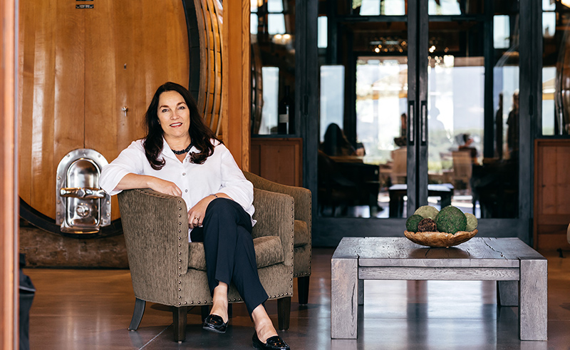 Clarice Turner Named to 2018 Wine Industry Leader List