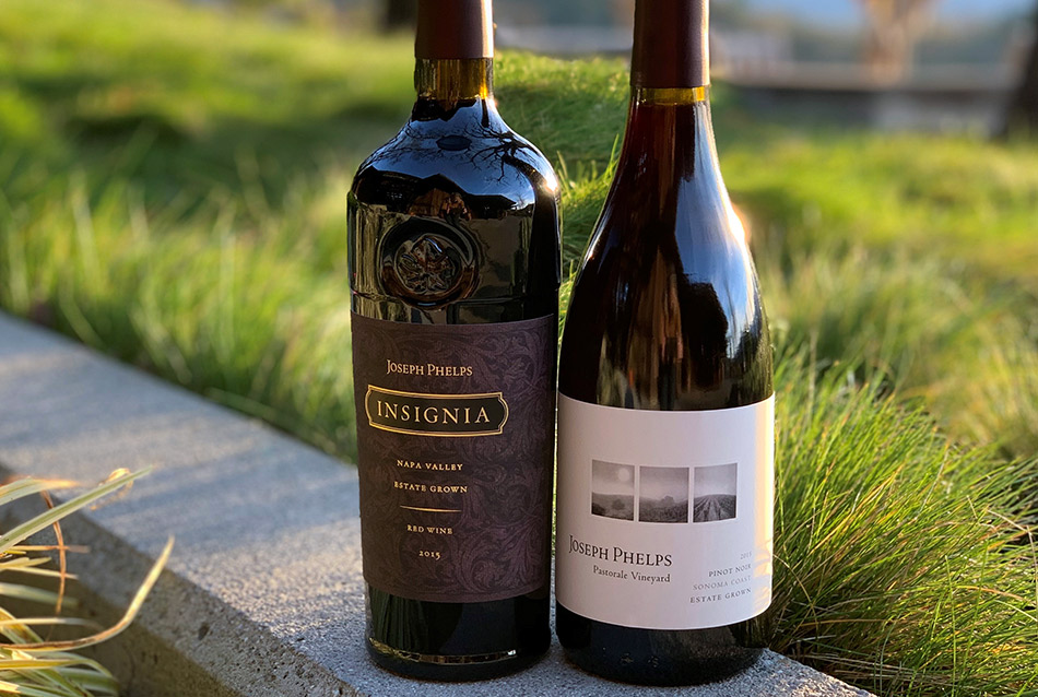 James Suckling Top 100 American Wines of 2018