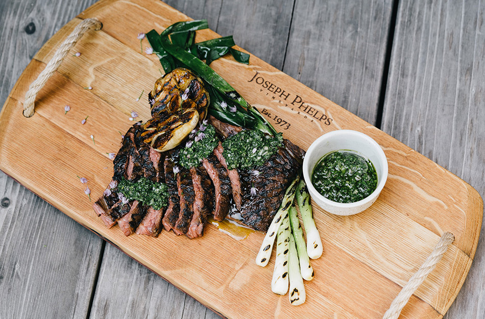 Miso Marinated Skirt Steak Recipe