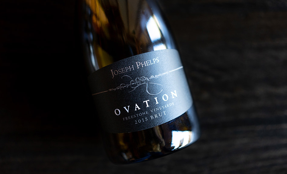 Ovation Sparkling Wine Release