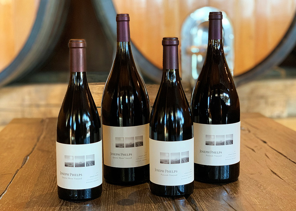 Pinot Noir Magnums For Thanksgiving