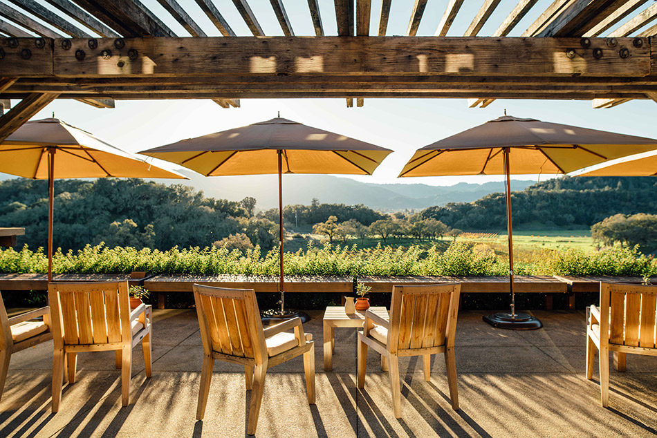 Conde Nast Traveler: Winter Wine Country Visitation