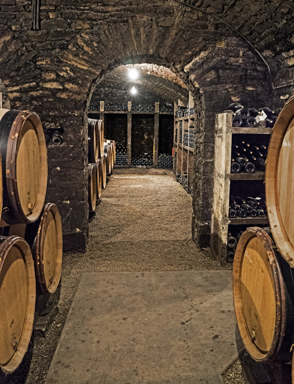 From Our Cellars to Your Table