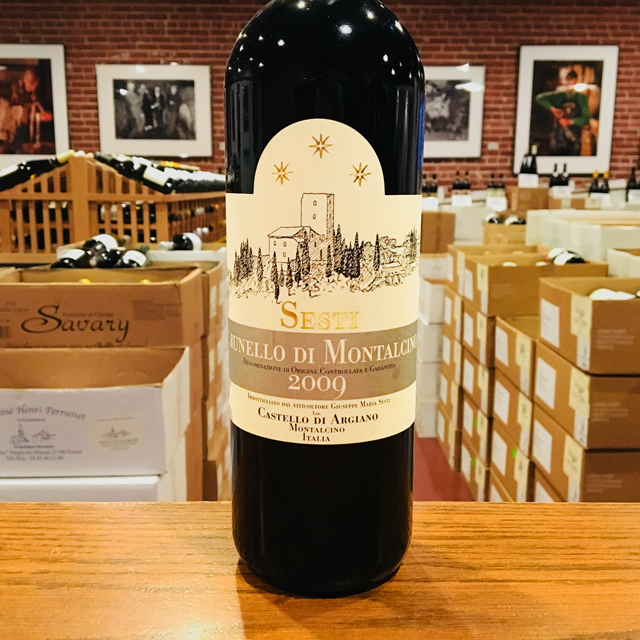2009 Brunello di Montalcino Sesti - Kermit Lynch Wine Merchant