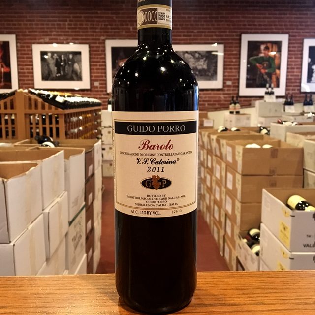 "2011 Barolo ""Santa Caterina"" Guido Porro - Kermit Lynch Wine Merchant"