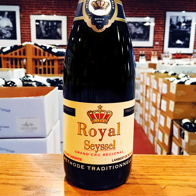 2011 Royal Seyssel Lambert de Seyssel - Kermit Lynch Wine Merchant