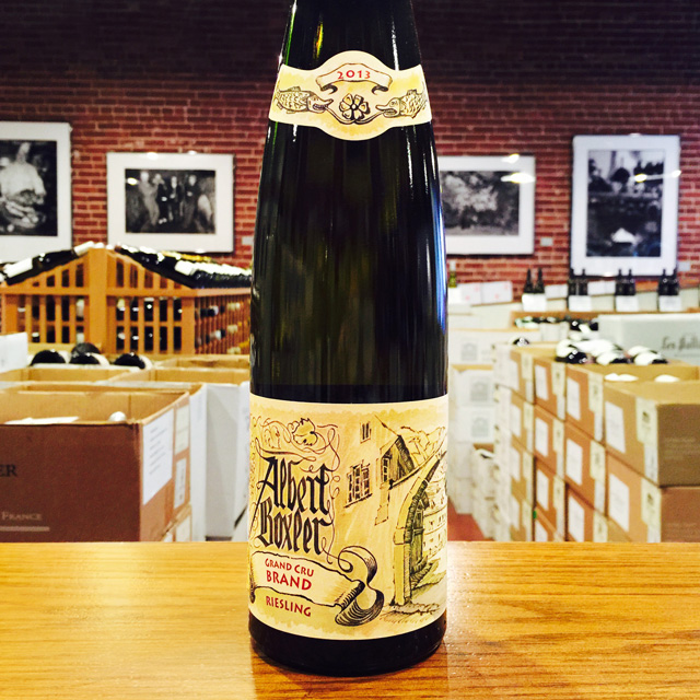 "2013 Riesling <i>Grand Cru</i> ""Brand"" Albert Boxler - Kermit Lynch Wine Merchant"