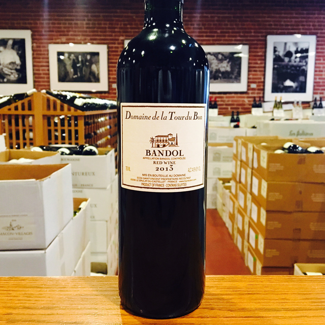 2013 Bandol <i>Rouge</i> Domaine de la Tour du Bon - Kermit Lynch Wine Merchant
