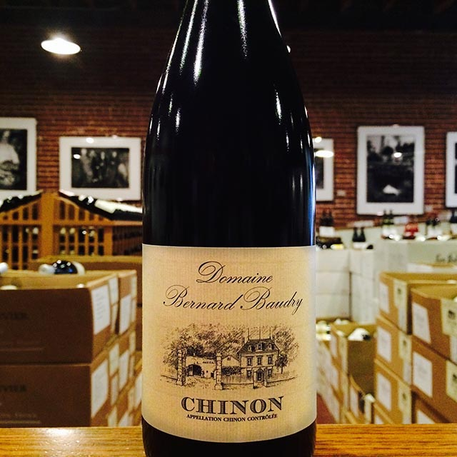 2014 Chinon Bernard Baudry - Kermit Lynch Wine Merchant