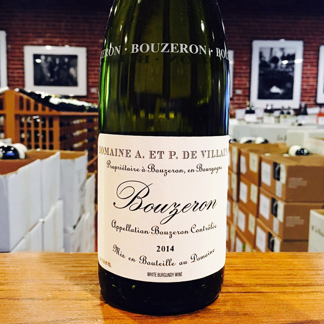 2014 Bouzeron A. & P. De Villaine - Kermit Lynch Wine Merchant