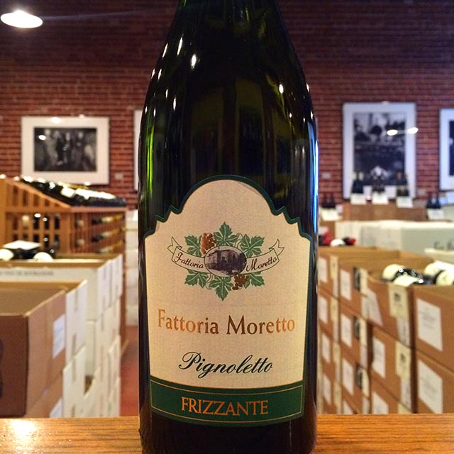 2014 Pignoletto Frizzante Fattoria Moretto - Kermit Lynch Wine Merchant