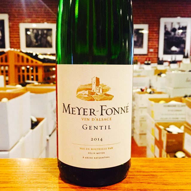 2014 Gentil d'Alsace Meyer-Fonné - Kermit Lynch Wine Merchant